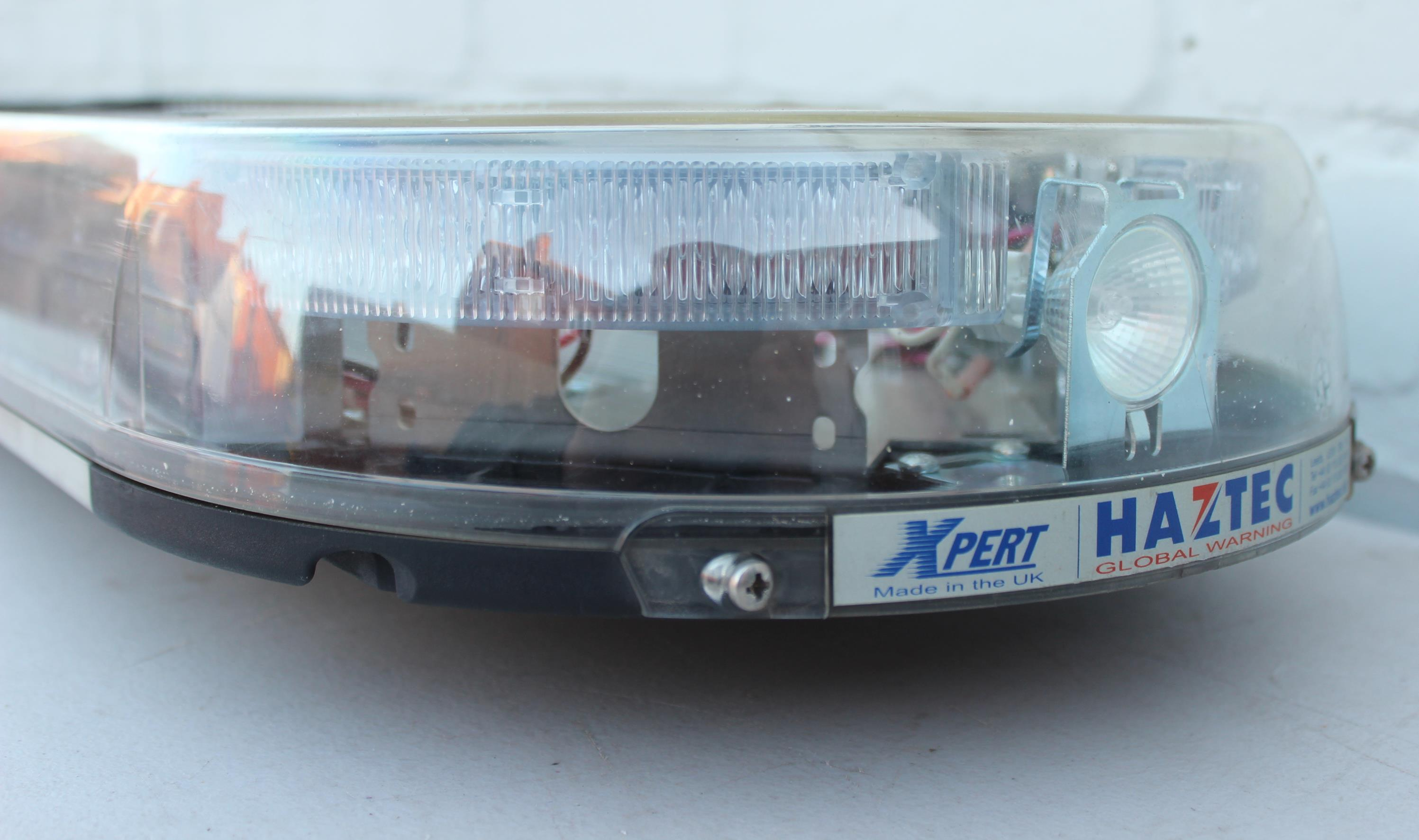 Haztec Xpert LED lightbar and contoller