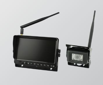 ECCO Camera Systems EC7000B-WK