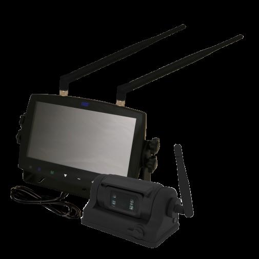 ECCO Magnetic Wireless CCTV: EC7010-WK