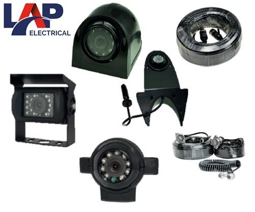 LAP RCK series accessories