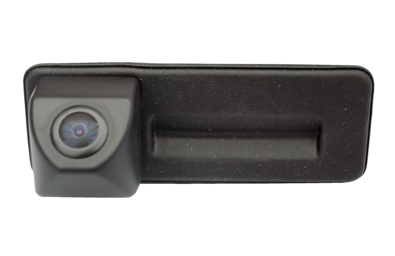 AUDI A1 Boot Handle Reversing Camera