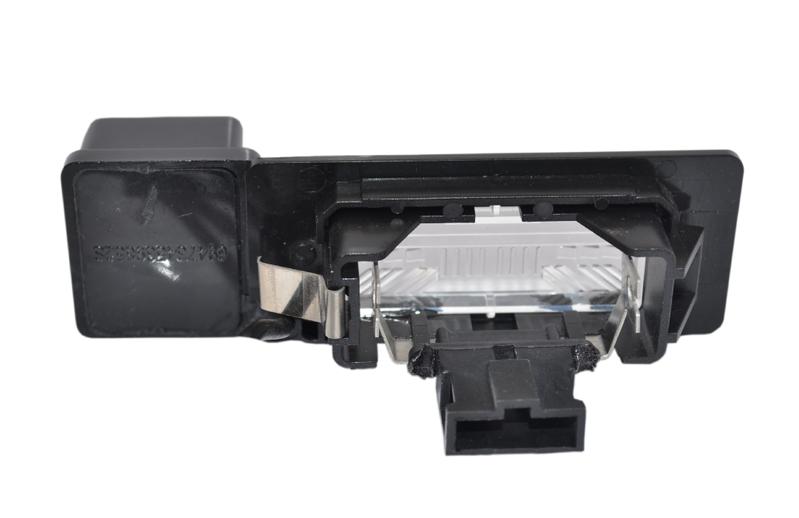 AUDI TT Number Plate Light Reverse Camera