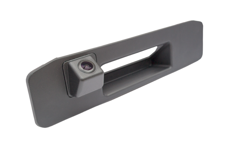 MERCEDES A CLASS, ML, GL Boot Handle Reverse Camera
