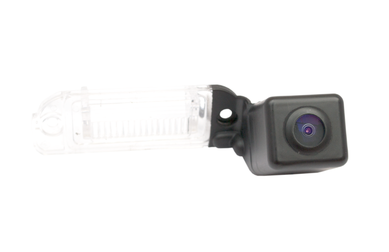 MERCEDES ML, GL, R Class Number Plate Reverse Camera