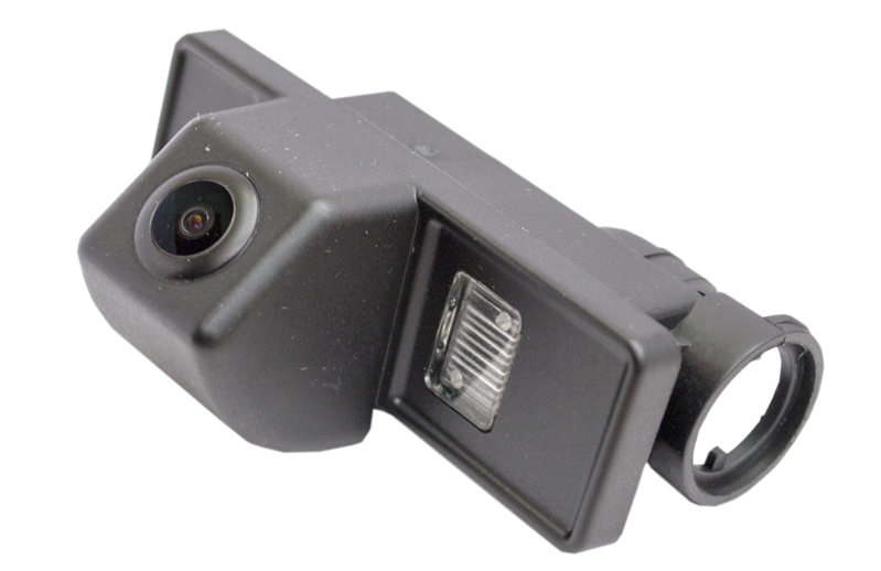 MERCEDES VIANO, VITO Number Plate Reverse Camera