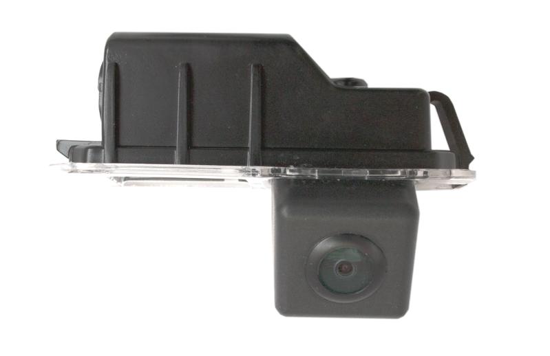 PORSCHE CAYENNE & VOLKSWAGEN SCIROCCO, GOLF 6 Number Plate Reverse Camera