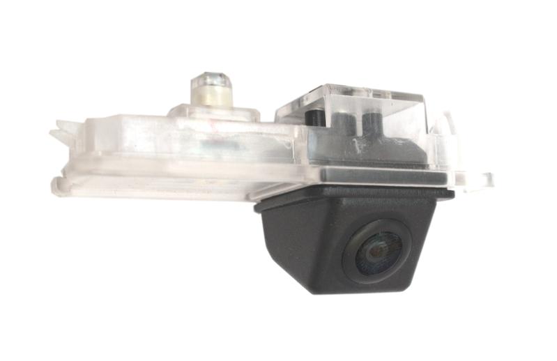 SKODA SUPERB Number Plate Reverse Camera