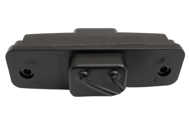 SUBARU OUTBACK, FORESTER, IMPREZA SEDAN Number Plate Reverse Camera