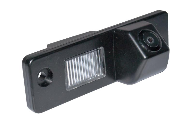 VAUXHALL ANTARA Number Plate Reverse Camera