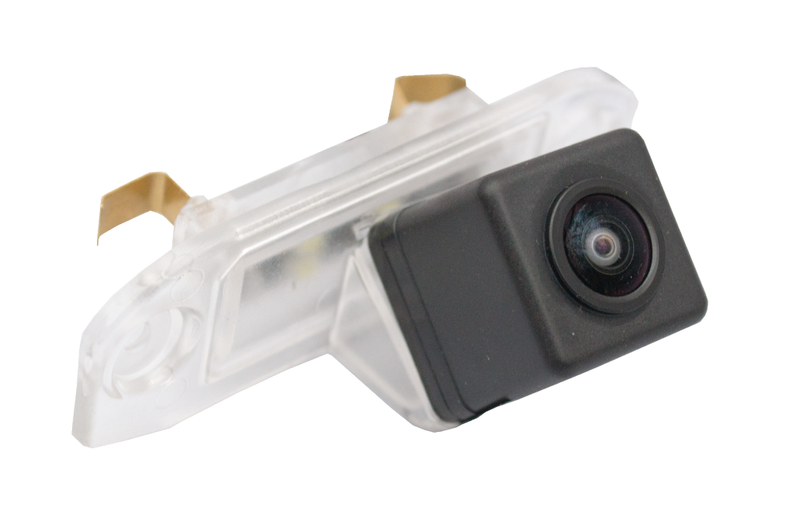 VOLVO XC60 Number Plate Reverse Camera