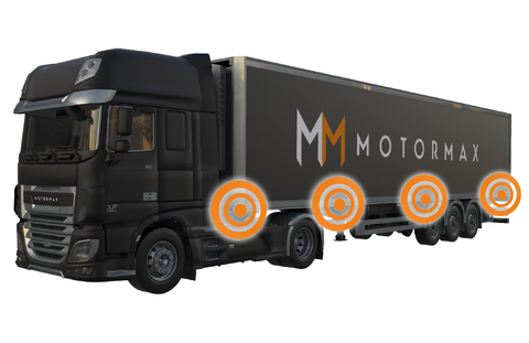 Motormax Side Scan Buzzer System
