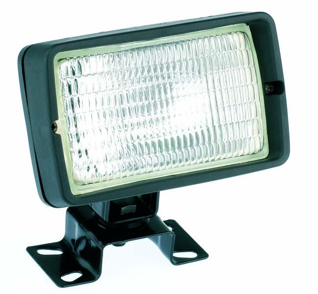 Britax 5814 Halogen Square Work Lamp