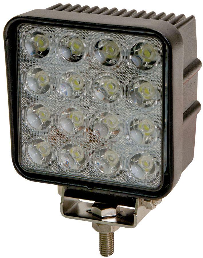 ECCO EW2421 Square LED Worklamp