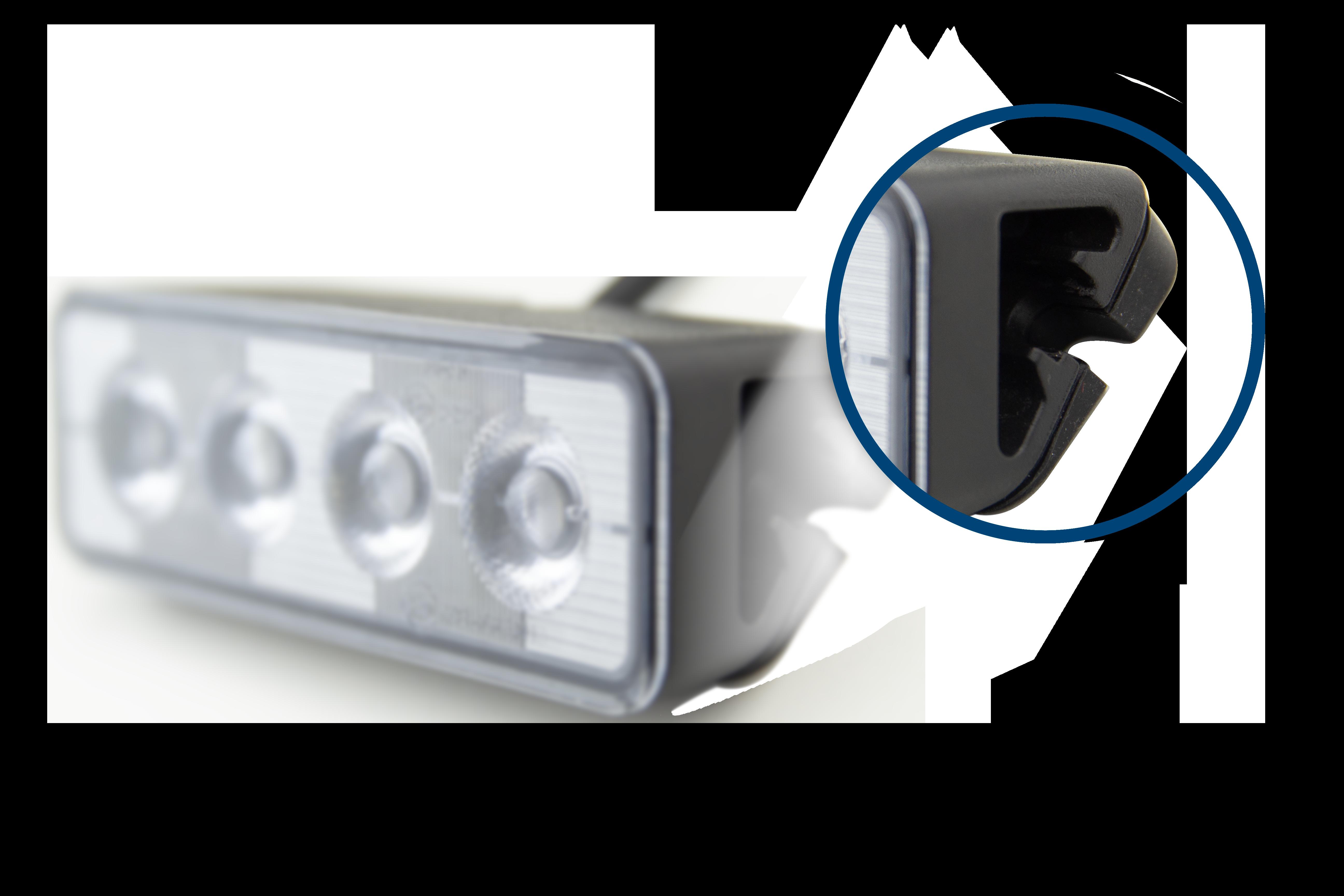 ECCO EW2701 Reverse Worklamp