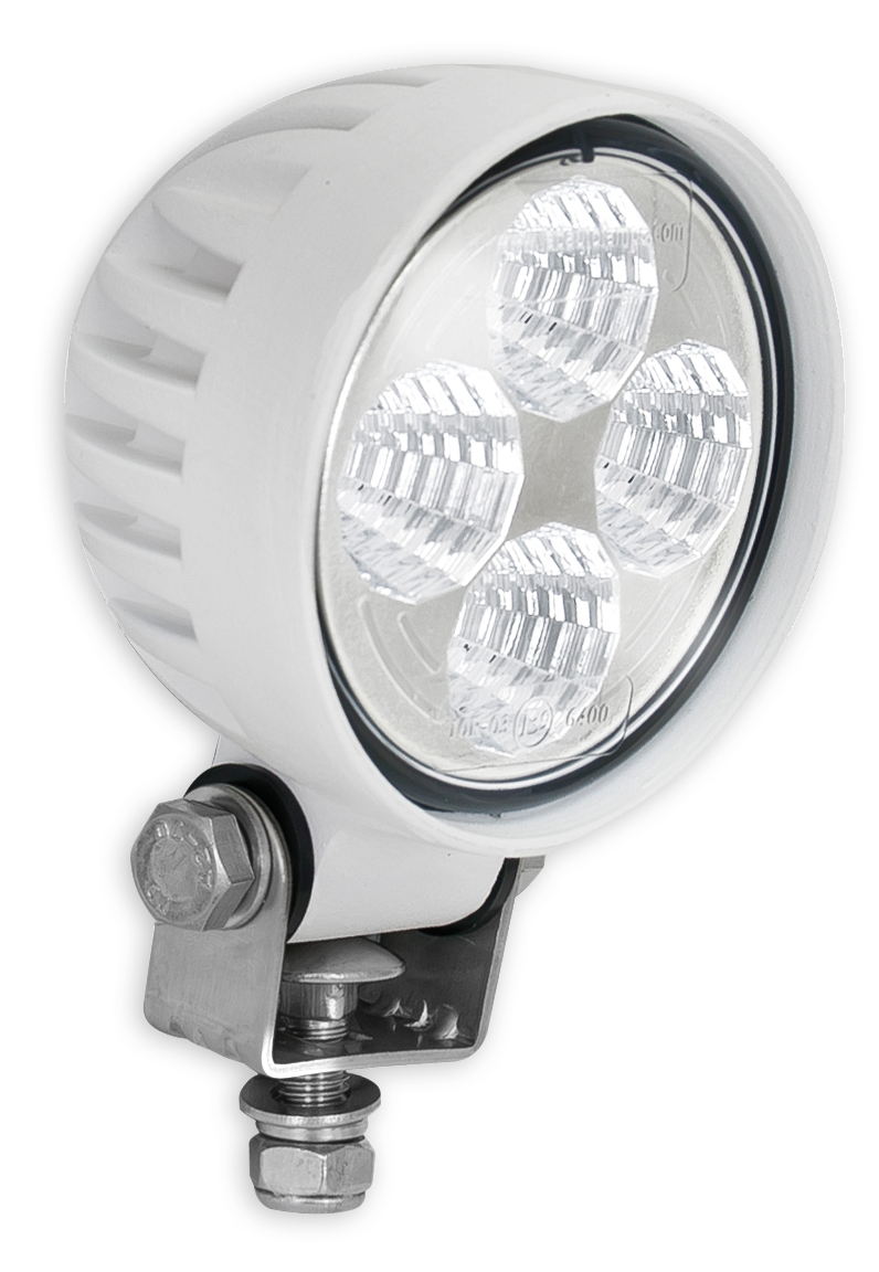 LED Autolamps Compact Round Work Lamps 8312 Series