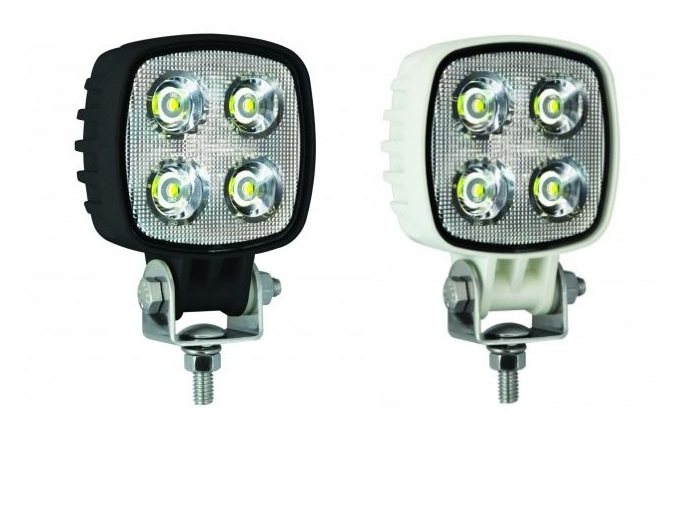 LED Autolamps Compact Square Work Lamp