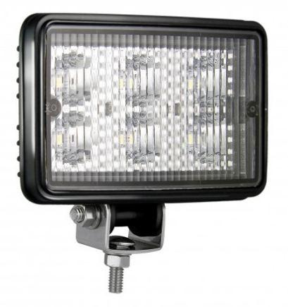 LED Autolamps High-Power E-Coated Rectangular Work Lamp
