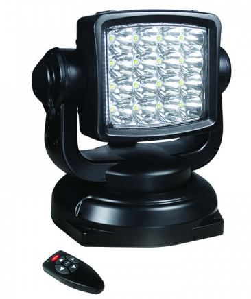 LED Autolamps High-Power remote controlled search lamp