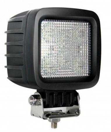 LED Autolamps Heavy-Duty Square Flood Lamp 6 X 5W LEDs