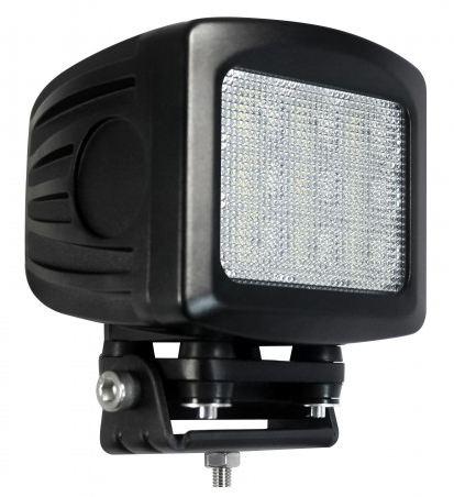 LED Autolamps Heavy-Duty Square Flood Lamp 9 X 10W LEDs
