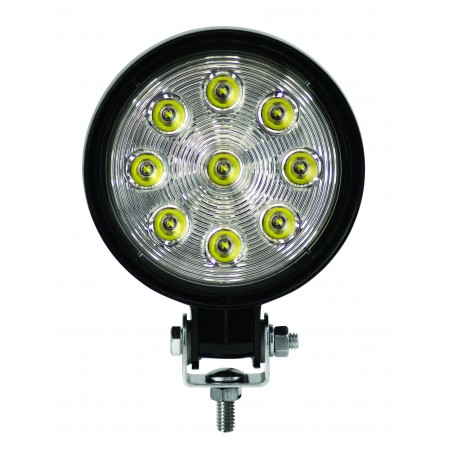 LED Autolamps High-Powered Round Work Lamp