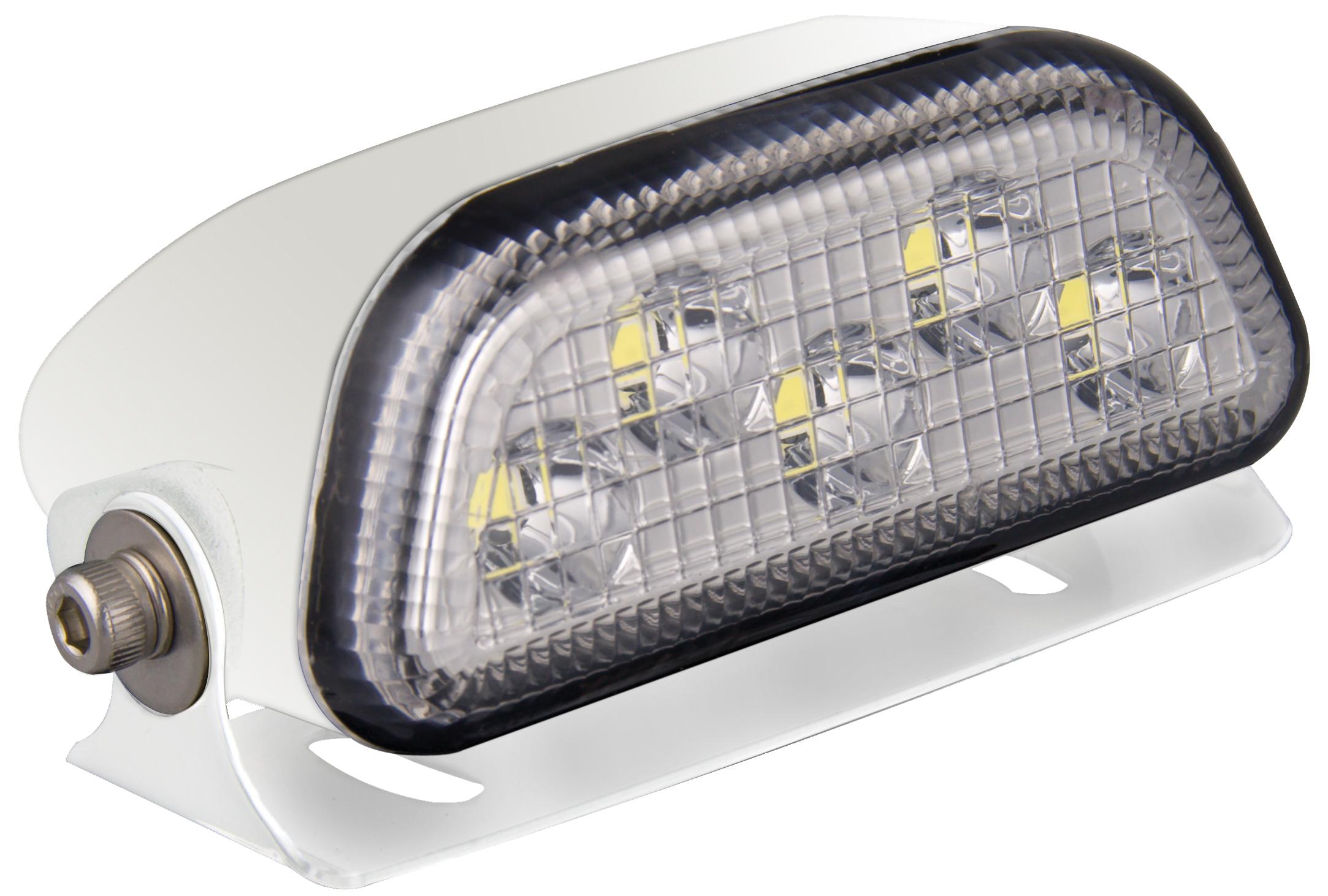 LED Autolamps Low Profile Flood Lamps 5 x 0.5 5w LEDs