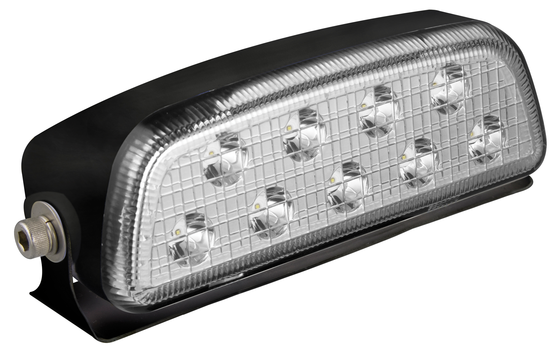 LED Autolamps Low Profile Flood Lamps 9 x 1w LEDs