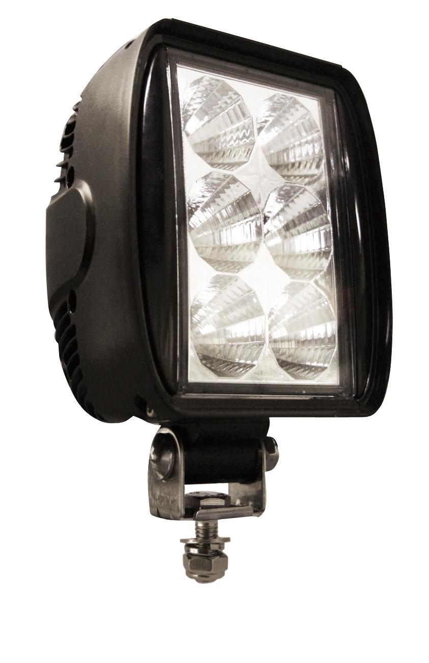LED Autolamps Rectangular Flood Lamp