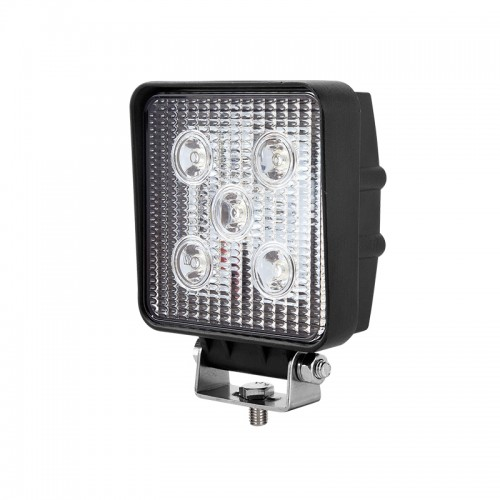 LED Autolamps UTILITY RANGE 15W Square Flood Lamp