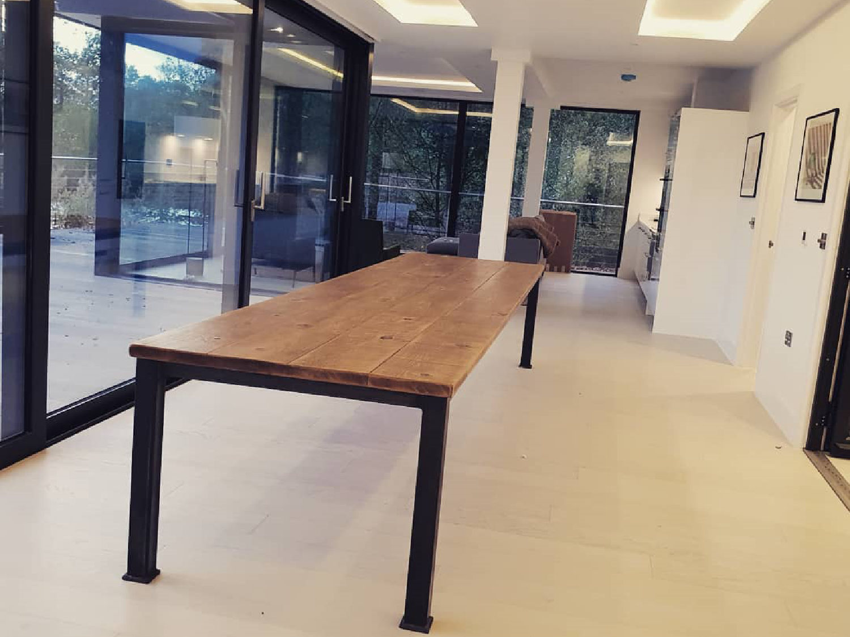 Custom Made Meeting Tables