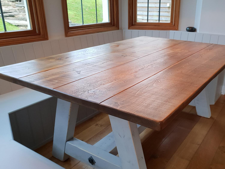 Custom Alcove Table