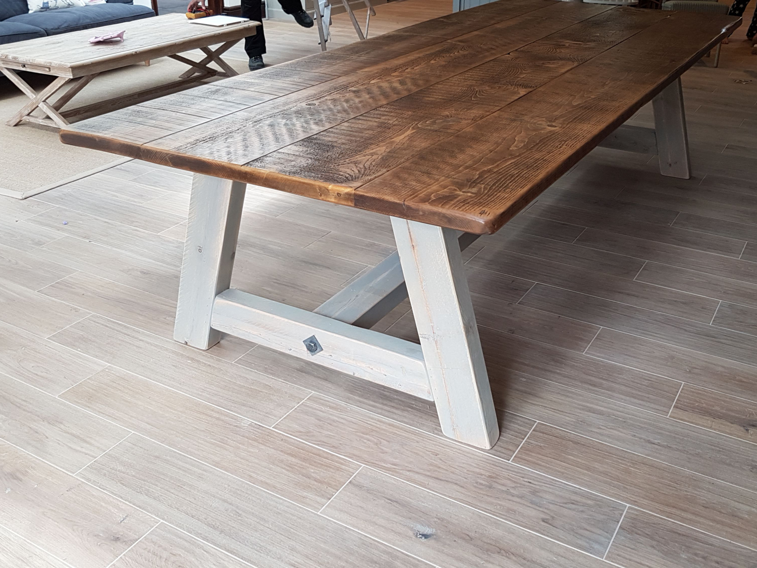 Large A Frame Tables - Made to Bespoke Sizes