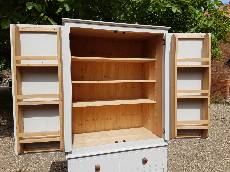 Handmade Larder Cupboard