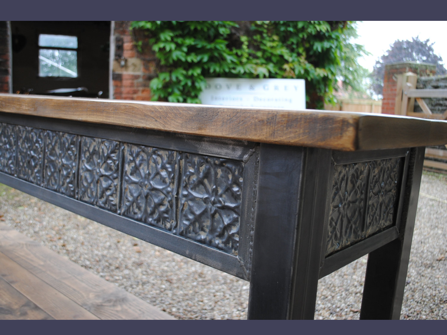 Bespoke Vintage Industrial Style Sideboard - Any Design or Specification