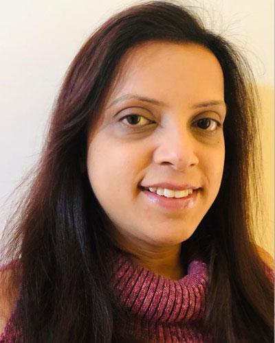Dr Vanita Bakshi