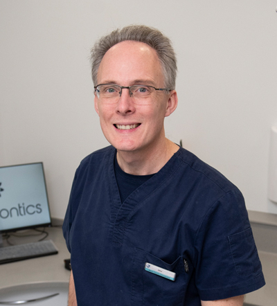 DR MIKE DIXON