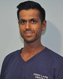 Dr Dhiren Lad