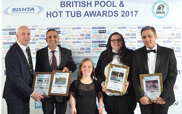 British Pool & Hot Tub Awards 2017