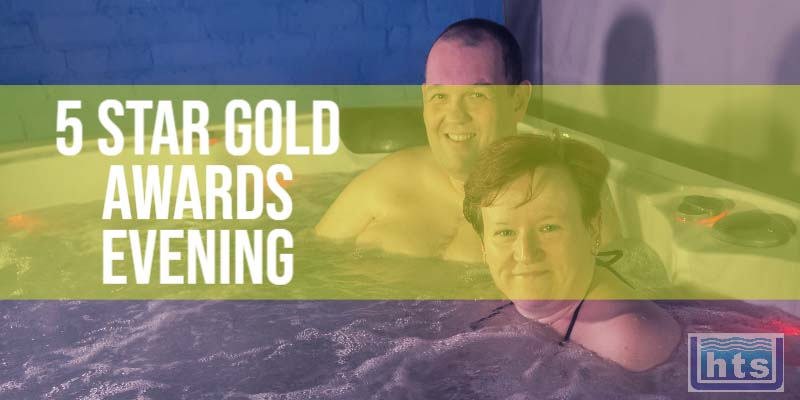 5 Star UK Hot Tub Awards