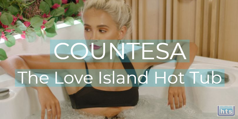 Countesa on Love Island