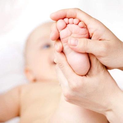 Blossom Baby Massage