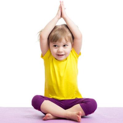 Toddler Trees Yoga