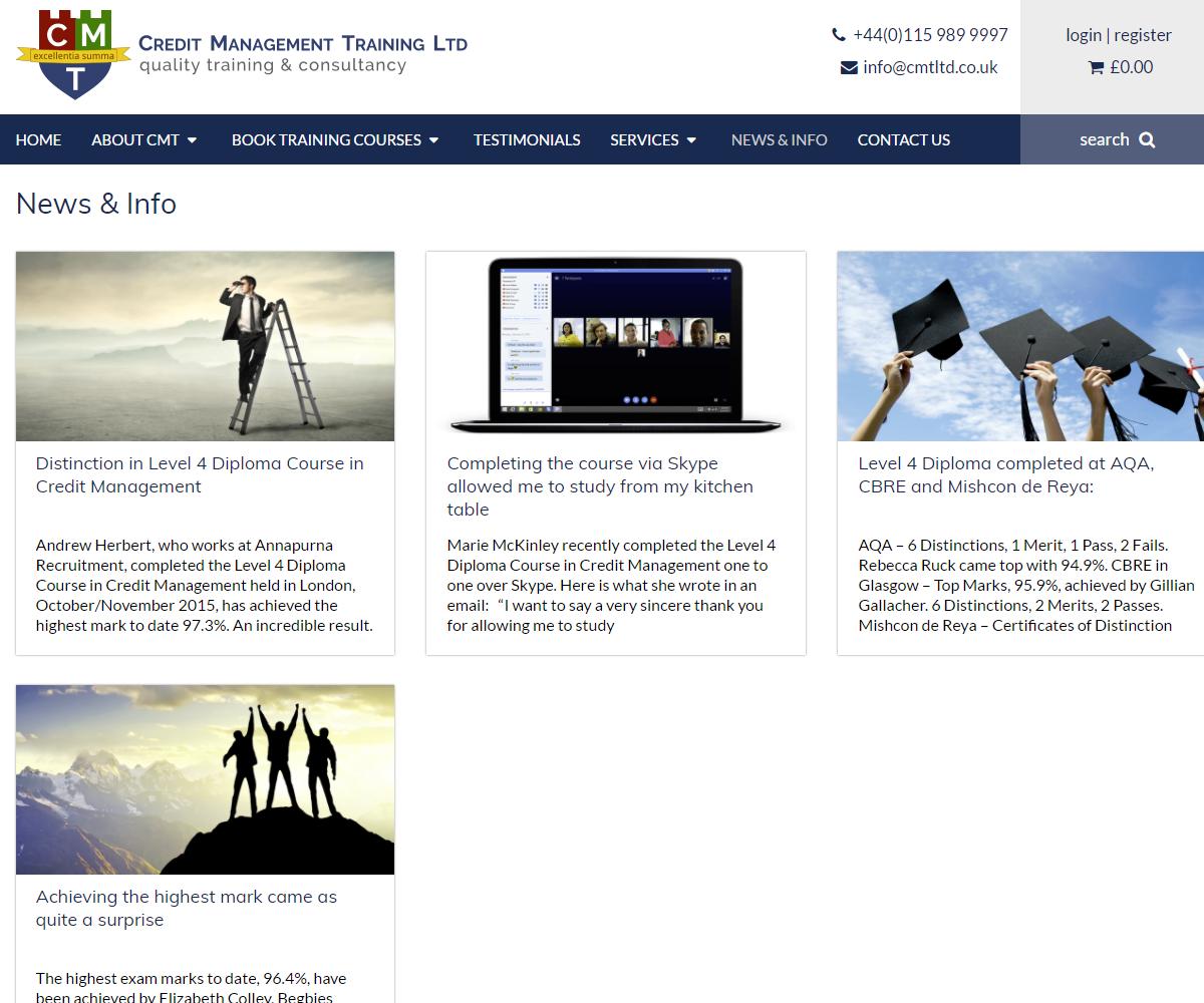 Web Design   CMT