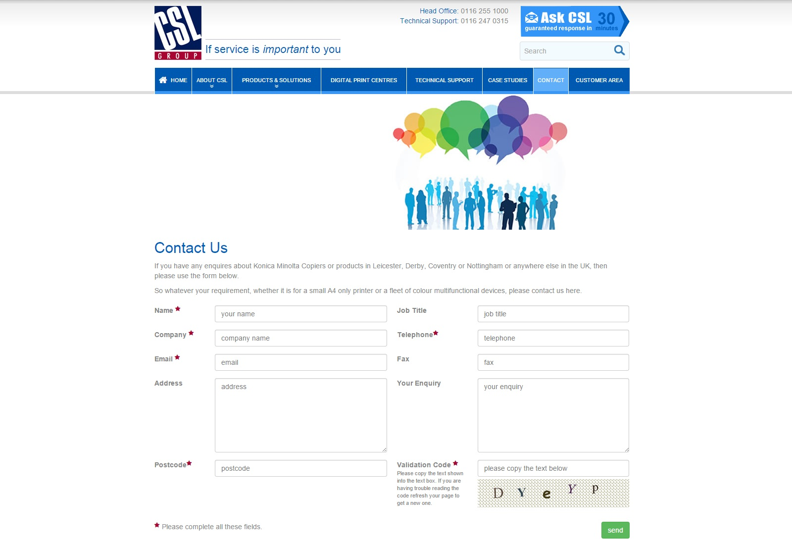 Web Design | CSLGroup
