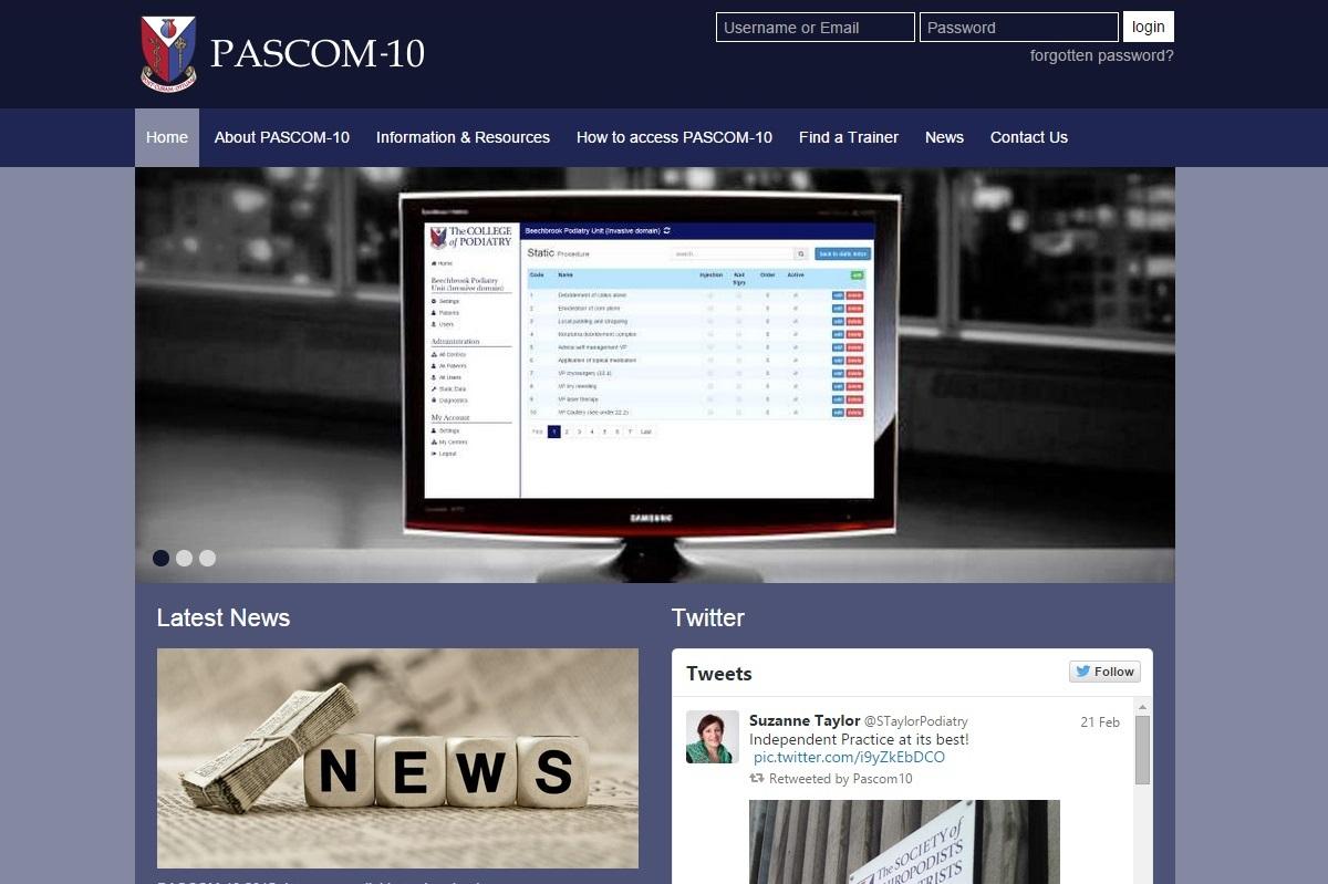 Web Design | PascomFrontEnd