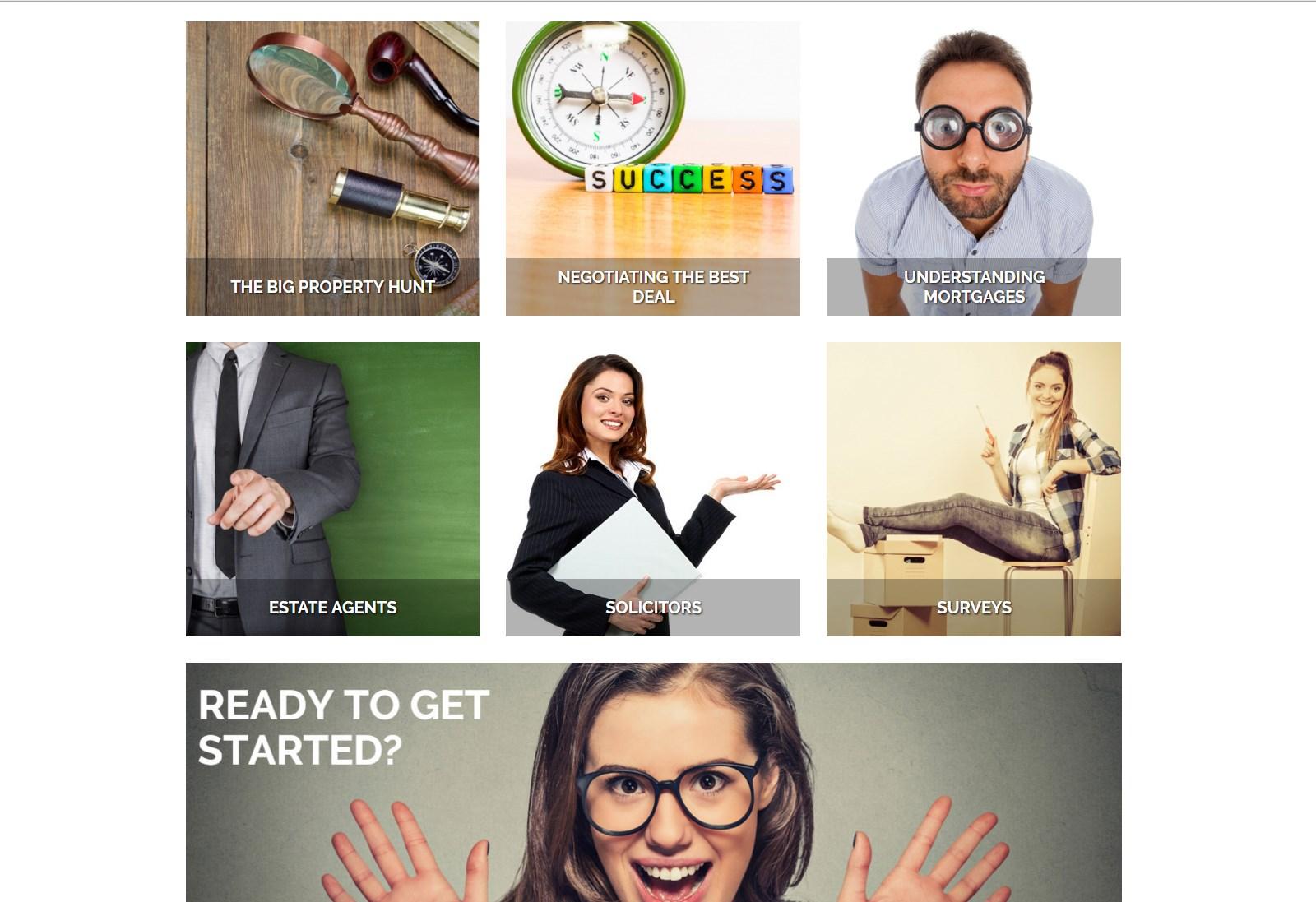 Web Design | PropertyAngels