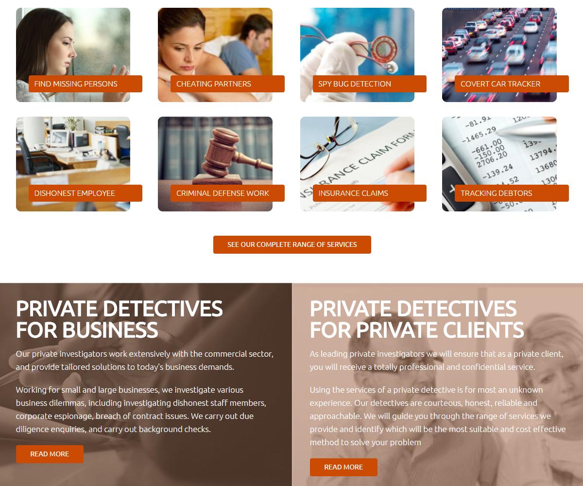 Web Design | SGHAssociates