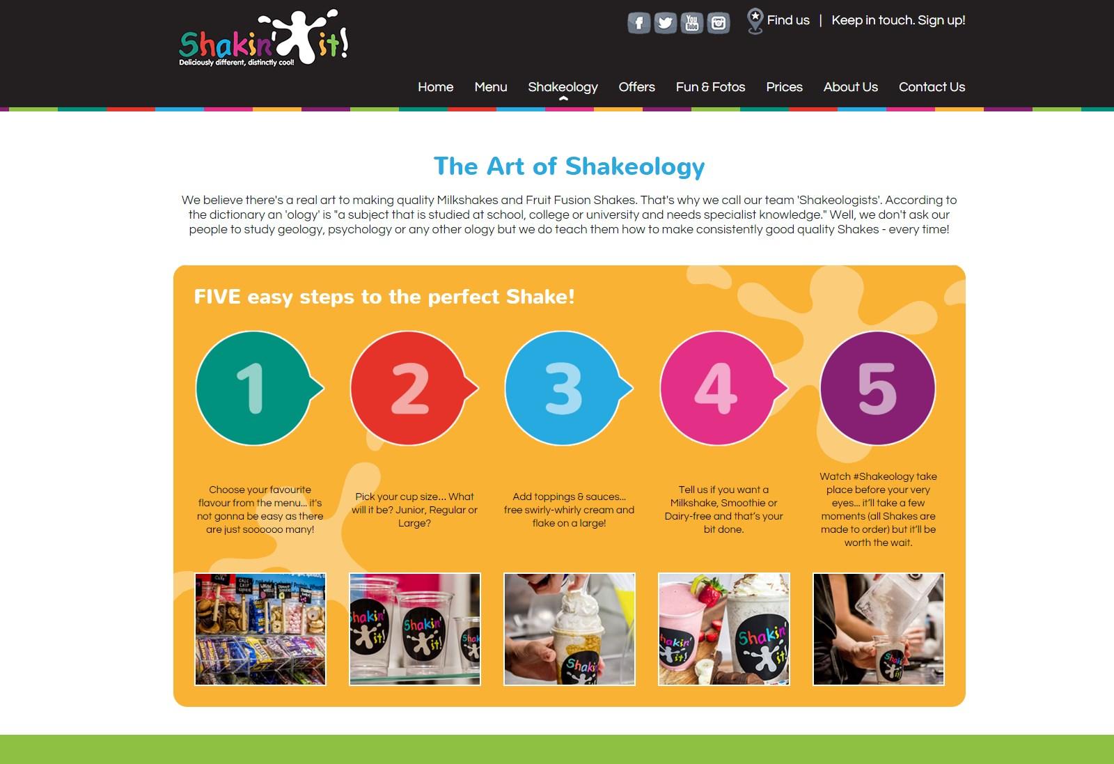 Web Design | ShakinIt