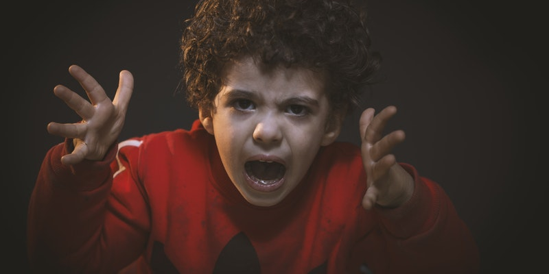 Managing your child's anger