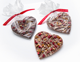 Fruit & Nut Hearts